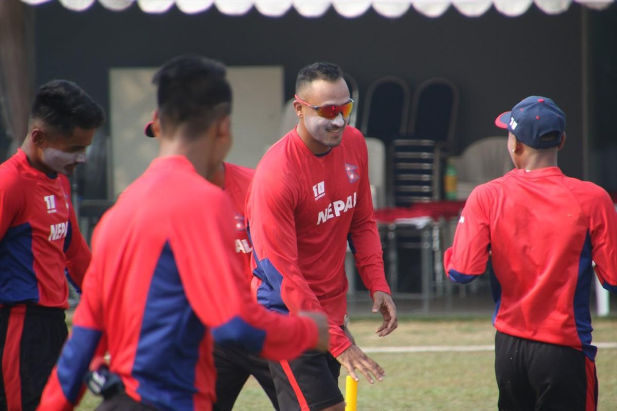 पाकिस्तान सुपर लिगको ड्राफ्टमा नेपालका ९ क्रिकेटर